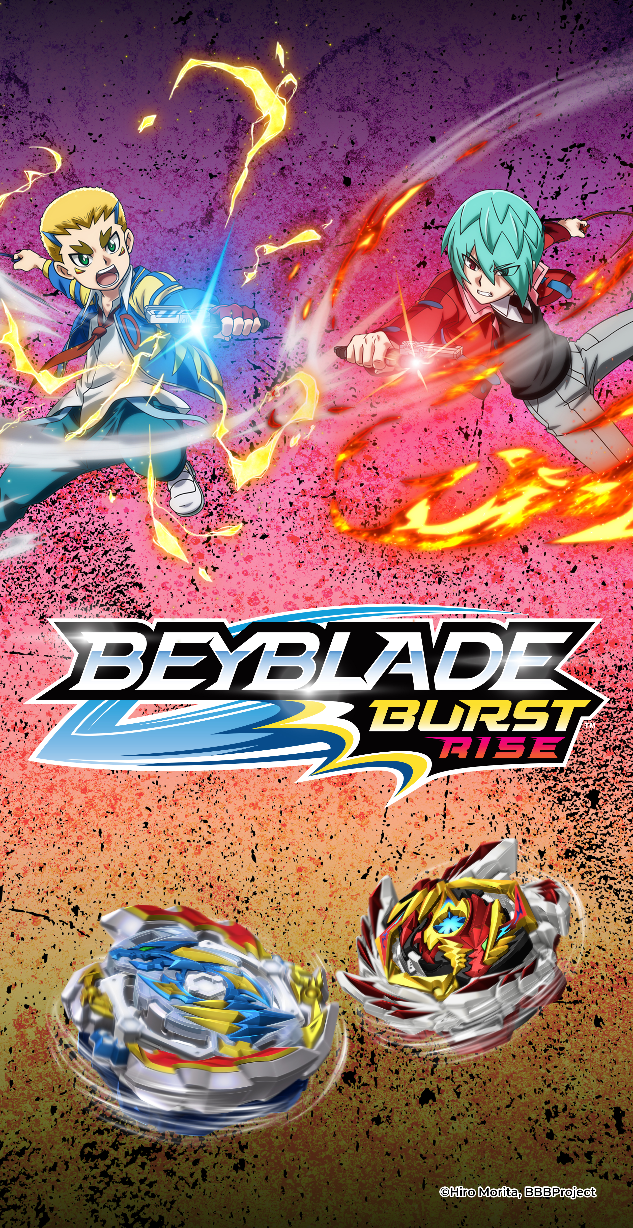 Home - BEYBLADE Burst USA